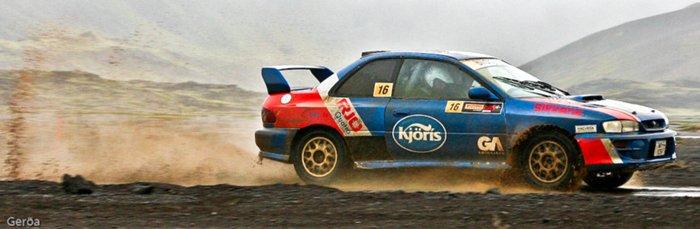 Rallysport - Hausmynd